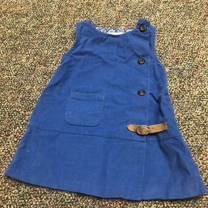 Other - Baby girl corduroy dress